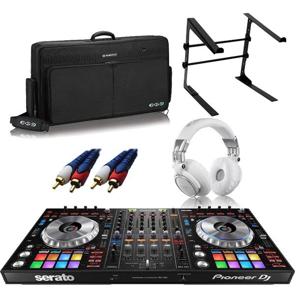 Pioneer(パイオニア) / DDJ-SZ2 【Serato DJ Pro無償】 激安プロ向けモバイルCセット 13大特典セット