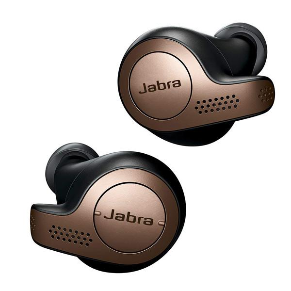 Jabra(ジャブラ) / Elite 65t (Copper Black) - Alexa対応 完全ワイヤレスイヤホン - 1大特典セット