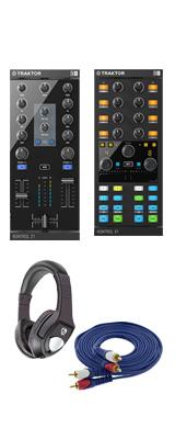 TRAKTOR KONTROL Z1&TRAKTOR KONTROL X1MK2 セット / Native Instruments(ネイティブインストゥルメンツ)  2大特典セット
