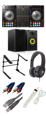 Pioneer(パイオニア) / DDJ-SX3 【Serato DJ Pro対応 Serato Flip+P'NT同梱】 激安ハイアマオススメAセット 16大特典セット