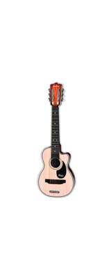 Bontempi(ボンテンピ) / 20 7010 クラシック木製風ギター 子供用楽器 おもちゃ 【正規輸入品】