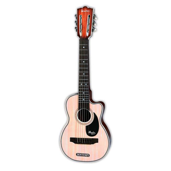 Bontempi(ボンテンピ) / 20 7010 クラシック木製ギター - 子供用楽器 - 【正規輸入品】