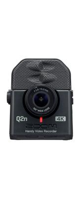 ■ご予約受付■ Zoom(ズーム) / Q2n-4K - 4K フルHD撮影対応 ハンディ・ビデオ・レコーダー 【次回納期未定】