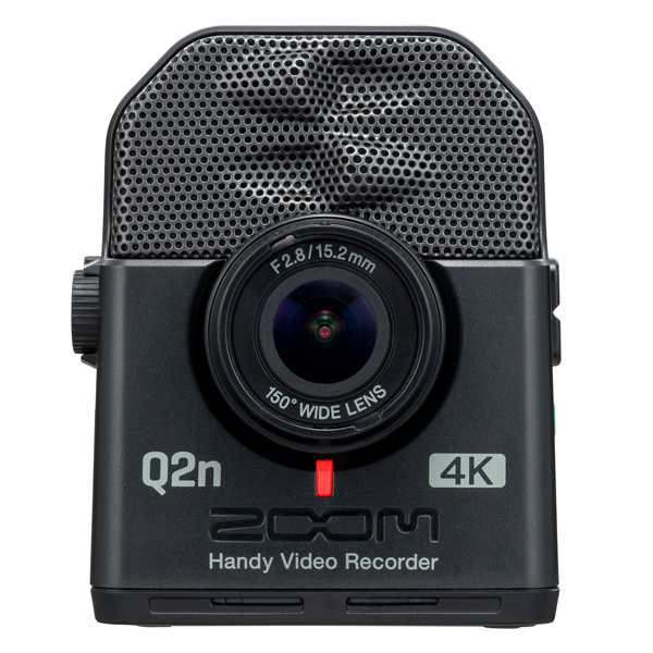 ■ご予約受付■ Zoom(ズーム) / Q2n-4K - 4K フルHD撮影対応 ハンディ・ビデオ・レコーダー