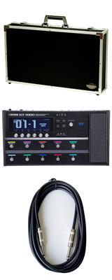【ハードケース&シールドセット】 Boss(ボス) / GT-1000 Guitar Effects Processor - ギタープロセッサー マルチエフェクター - 1大特典セット