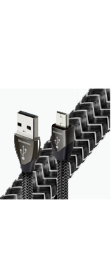 AudioQuest(オーディオクエスト) / USB2 DIAMOND (0.75m / Type-A to mini) オーディオグレードUSBケーブル