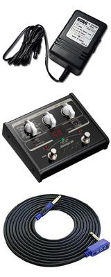 VOX(ヴォックス) / SL1G / ACアダプター(KA-181) / 3m ギターケーブル VGS-30 セット - ギター マルチエフェクター - 1大特典セット