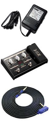 VOX(ヴォックス) / SL2G / ACアダプター(KA-181) / 3m ギターケーブル VGS-30 セット - ギター マルチエフェクター - 1大特典セット