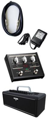 【VOX SL1Gマルチエフェクターセット】 Boss(ボス) / KATANA-AIR / StompLab SL1G「純正ACアダプター(KA-181)付」 - 完全ワイヤレス ギター アンプ - 4大特典セット