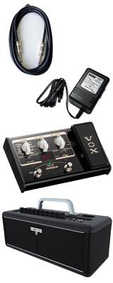 【VOX SL2Gマルチエフェクターセット】 Boss(ボス) / KATANA-AIR  / StompLab SL2G「純正ACアダプター(KA-181)付」 - 完全ワイヤレス ギター アンプ - 4大特典セット