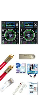 ■金利手数料20回まで無料■ Denon(デノン) / SC5000 Prime 2台 激安プロ向けオススメCセット 8大特典セット