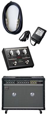 【VOX SL1Gマルチエフェクターセット】 Roland(ローランド) / JAZZ CHORUS JC-120 / StompLab SL1G「純正ACアダプター(KA-181)付」 - 120W ギター アンプ - 3大特典セット