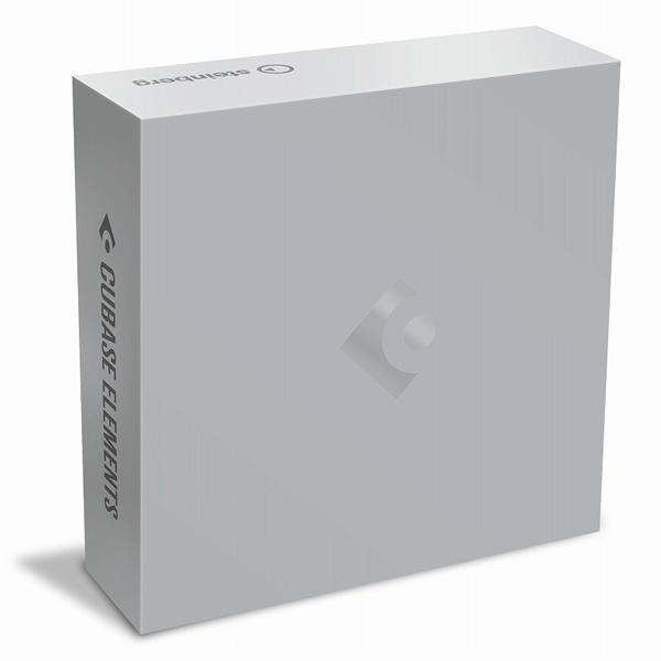 STEINBERG(スタインバーグ) / Cubase Elements 10 (通常版) - 音楽編集 / DAWソフト - 【国内正規品】
