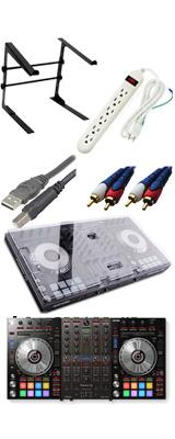 Pioneer(パイオニア) / DDJ-SX3 【Serato DJ Pro対応 Serato Flip+P'NT同梱】 デッキセーバー激安ハイアマオススメCセット 13大特典セット