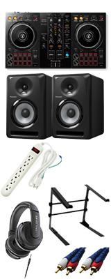 Pioneer DJ(パイオニア) / DDJ-400 / S-DJ80X 激安初心者Cセット【rekordbox dj 無償】  15大特典セット