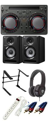 Pioneer(パイオニア) / DDJ-WeGO4-K 【rekordbox dj / Virtual DJ LE無償】 S-DJ60X 激安定番Cセット 15大特典セット
