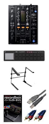 Pioneer(パイオニア) / DJM-450 & Korg(コルグ) / nano PAD2 セット  4大特典セット