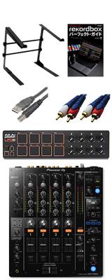 Pioneer(パイオニア) / DJM-750MK2 & AKAI(アカイ) / LPD8セット 4大特典セット