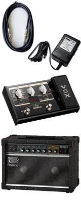 【VOX SL2Gマルチエフェクターセット】 Roland(ローランド) / JAZZ CHORUS JC-22 / StompLab SL2G「純正ACアダプター(KA-181)付」 - 30W ギター アンプ - 3大特典セット