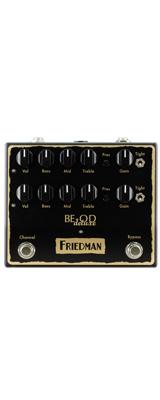 Friedman(フリードマン) / BE-OD DELUXE - オーバードライブ - 《ギターエフェクター》 「ACアダプタープレゼント!」 1大特典セット
