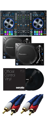 Denon(デノン)/MC7000 【Serato DJ Pro+Serato Expansion Pack無償】 PLX-1000 DVSセット 8大特典セット