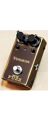 VEMURAM(ベムラム) / Myriad Fuzz - ファズ - 《ギターエフェクター》 「Belden高級パッチケーブルプレゼント」 1大特典セット