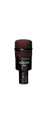 AUDIX(オーディックス) / D4 - ダイナミックマイク -