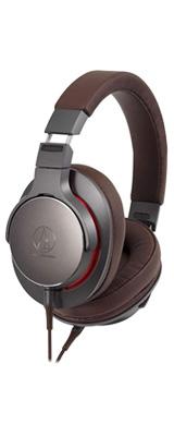 audio-technica(オーディオテクニカ) / Sound Reality ATH-MSR7b GM (ガンメタリック) ハイレゾ対応 バランス接続対応 ダイナミック密閉型ヘッドホン 1大特典セット