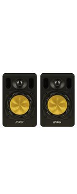 Fostex(フォステックス) / NF04R (1本) - 4インチHR形状ウーハー搭載 アクティブスピーカー - 2台セット 1大特典セット