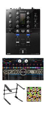 Pioneer(パイオニア) / DJM-S3 & PITCH 'N TIME DJ Bセット【サンプラー音ネタCDプレゼント!】 3大特典セット