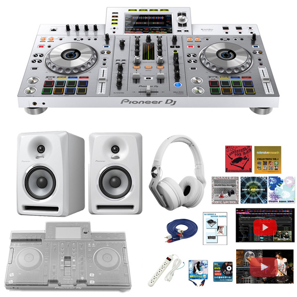 Pioneer(パイオニア) / XDJ-RX2-W & S-DJ-50X-W ホワイトセット