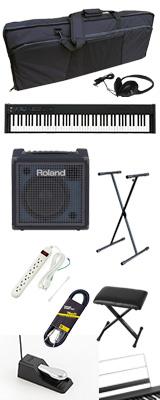 ■ご予約受付■ 【KC-80セット】 Korg(コルグ) / D1 スピーカーレス デジタルピアノ 「譜面立て・ダンパーペダル・ヘッドホン付き」 2大特典セット