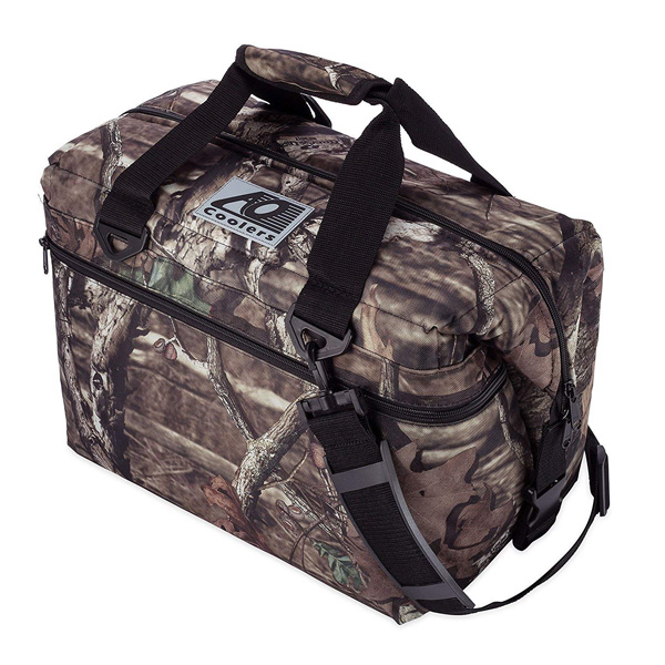 AO Coolers / Canvas Soft Cooler (Mossy Oak / 24パック) キャンバス ソフトクーラー - クーラーボックス -