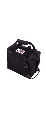 AO Coolers / Canvas Soft Cooler (ブラック / 12パック) キャンバス ソフトクーラー - クーラーボックス -