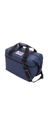 AO Coolers / Canvas Soft Cooler (ネイビー / 24パック) キャンバス ソフトクーラー - クーラーボックス -