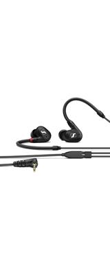 Sennheiser(ゼンハイザー) / IE 40 PRO (BLACK) - 耳掛け型インイヤー型イヤホン - 1大特典セット