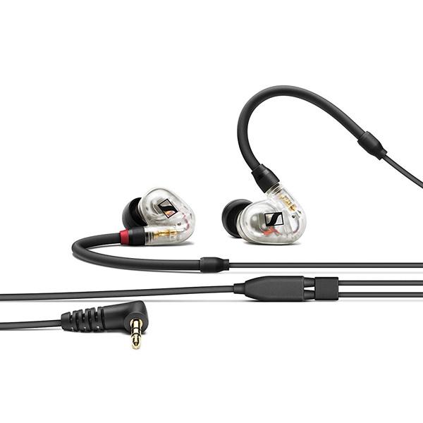 Sennheiser(ゼンハイザー) / IE 40 PRO (CLEAR) - 耳掛け型インイヤー型イヤホン - 1大特典セット