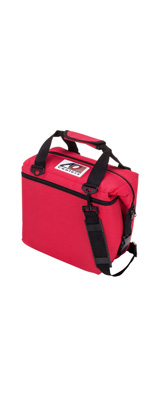 AO Coolers / Canvas Soft Cooler (レッド / 12パック) キャンバス ソフトクーラー - クーラーボックス -