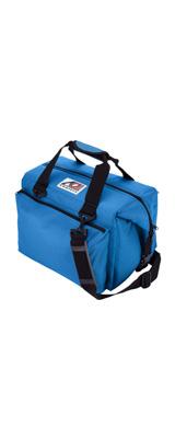 AO Coolers / Canvas Soft Cooler (ロイヤルブルー / 24パック / デラックスタイプ) キャンバス ソフトクーラー / クーラーボックス