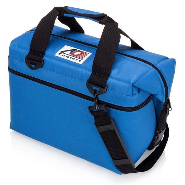 AO Coolers / Canvas Soft Cooler (ロイヤルブルー / 36パック) キャンバス ソフトクーラー - クーラーボックス -