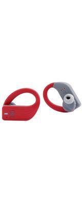 JBL(ジェービーエル) / ENDURANCE PEAK (RED) 防水仕様 (IPX7) Bluetooth対応 完全ワイヤレスイヤホン 1大特典セット