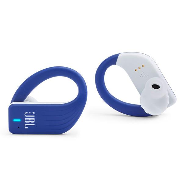 JBL(ジェービーエル) / ENDURANCE PEAK (BLUE) 防水仕様 (IPX7) Bluetooth対応 完全ワイヤレスイヤホン 1大特典セット