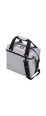 AO Coolers / Water-Resistant Vinyl Soft Cooler  (シルバー / 48パック) ビニール ソフトクーラー - クーラーボックス -