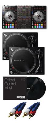 ■ご予約受付■ Pioneer DJ(パイオニア) / DDJ-SX3 【Serato DJ Pro対応 Serato Flip+P'NT DJ同梱】 PLX-500-K DVSセット 8大特典セット