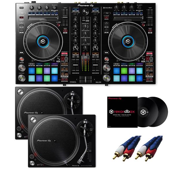 Pioneer(パイオニア) / DDJ-RR 【rekordbox dj無償】 PLX-500-K DVSセット 9大特典セット