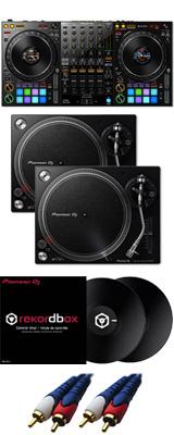 ■ご予約受付■ Pioneer DJ(パイオニア) / DDJ-1000 【rekordbox dj無償】 PLX-500-K DVSセット 9大特典セット