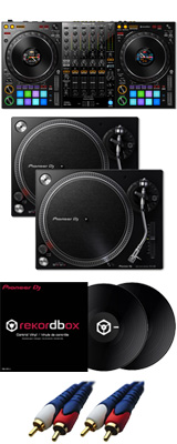 Pioneer(パイオニア) / DDJ-1000 【rekordbox dj無償】 PLX-500-K DVSセット 9大特典セット