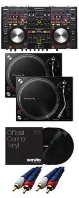 Denon(デノン) / MC6000mk2 【Serato DJ Pro無償】 PLX-500-K DVSセット 8大特典セット