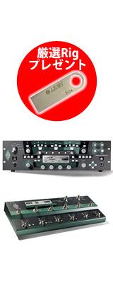 ■ご予約受付■ ■金利手数料20回まで無料■ 【専用フットコントローラーセット】 KEMPER(ケンパー) / PROFILER RACK + REMOTE - ギターアンプ ヘッド ラック +フットコントローラー - 【フレンズ厳選Rig音源USBプレゼント】  1大特典セット