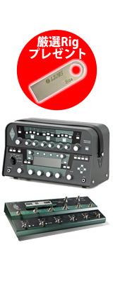 ■ご予約受付■ ■金利手数料20回まで無料■ 【専用フットコントローラーセット】 KEMPER(ケンパー) / PROFILER  HEAD BLACK + REMOTE - ギターアンプ ヘッド(BLACK)+フットコントローラー - 【フレンズ厳選Rig音源USBプレゼント】  1大特典セット